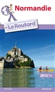 GUIDE DU ROUTARD NORMANDIE 20152016